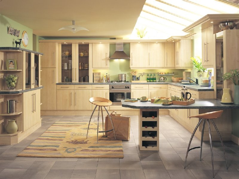 Kitchens On 4 5 Square Meters