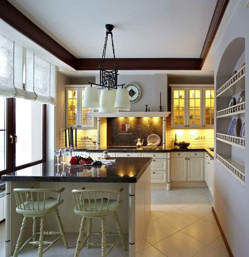 Designs For A Very Small Kitchen Design And Layout Of Square Kitchen Successful Examples Of Rectangular Kitchen Design In Photos
